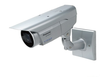 Panasonic WV-SPW631LT IP security camera Indoor & outdoor Box Grey security camera