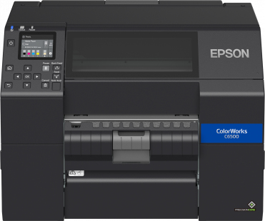 Epson ColorWorks CW-C6500Pe labelprinter Inkjet Kleur 1200 x 1200 DPI Bedraad