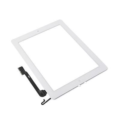 TARGET Economy iPad 4 Compatible Touch Screen Assembly White Copy