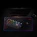 XPG BATTLEGROUNDXLPRIME-BKCWW mouse pad Black Gaming mouse pad