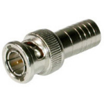 C2G 40680 BNC Silver wire connector