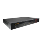 Lupus Electronics LE918 4k network video recorder Black