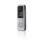 Unify OpenStage M3 Plus Caller ID Black,Silver
