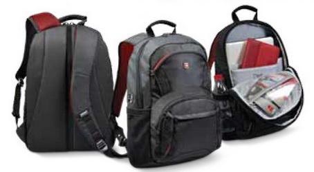 Port Designs HOUSTON backpack Black Nylon