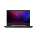"ASUS ROG Zephyrus M GU502LW-HC189T notebook DDR4-SDRAM 39.6 cm (15.6"") 3840 x 2160 pixels 10th gen Intel® Core™ i7 16 GB 1000 GB SSD NVIDIA® GeForce RTX™ 2070 Max-Q Wi-Fi 6 (802.11ax) Windows 10 Home Black"