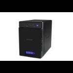 Netgear ReadyNAS 314 Mini Tower Ethernet LAN connection Black
