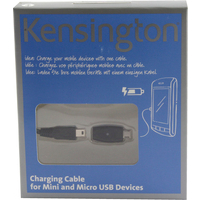 Kensington Mini & Micro USB Cable