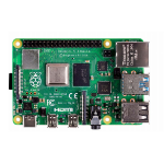 Raspberry Pi 4 Model B development board 1.5 MHz BCM2711