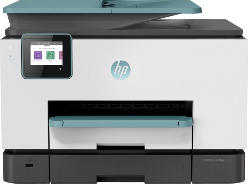 HP OfficeJet Pro 9025 All-in-one wireless printer Print,Scan,Copy from your phone, Instant Ink ready & voice activated (works with Alexa and Google Assistant)