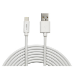 PNY 3m USB 2.0 A - Lightning 3m USB A Lightning White mobile phone cable