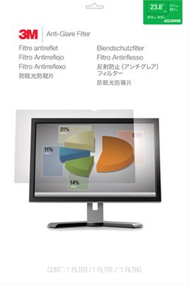 """3M 23.8"""" Widescreen Anti-Glare Filter"""