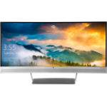 "HP EliteDisplay Monitor curvo EliteDisplayS340c de 34 pulgadas 86.4 cm (34"") 3440 x 1440 pixels Quad HD Silver"