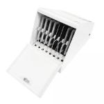 Loxit 7710 portable device management cart/cabinet Portable device management cabinet White