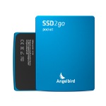 Angelbird Technologies SSD2go Pocket 512GB 512GB USB Type-A 3.0 (3.1 Gen 1) Blue