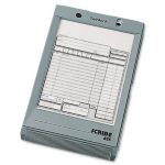 Rexel Twinlock™ Scribe 855 Register Grey