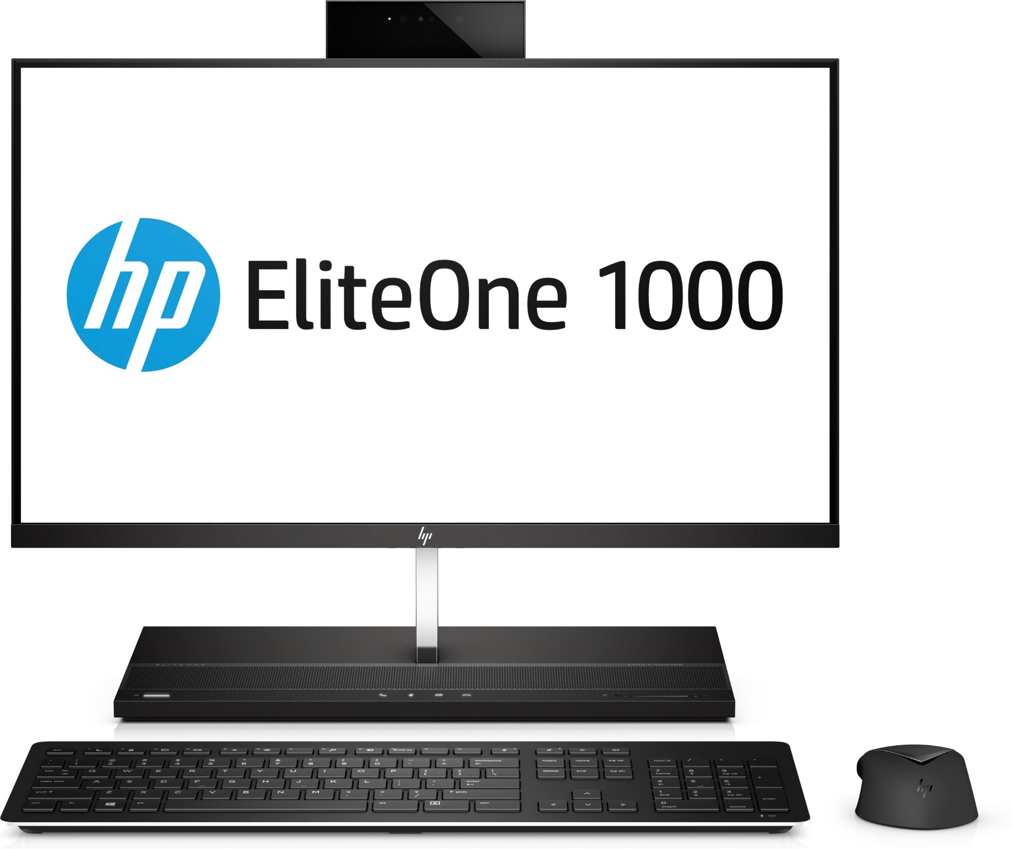 HP EliteOne 1000 G1 23.8-in Touch All-in-One Business PC 2UQ57EA#ABU
