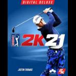 2K PGA TOUR 2K21 Digital Deluxe PC