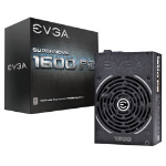 EVGA SuperNOVA 1600 P2 1600W Black power supply unit
