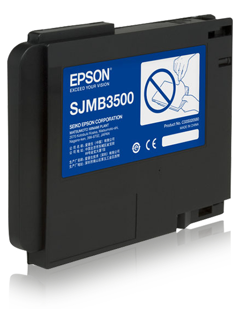 Epson SJMB3500: Maintenance box for ColorWorks C3500 series