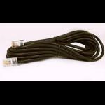Polycom 2457-00449-001 telephony cable Black