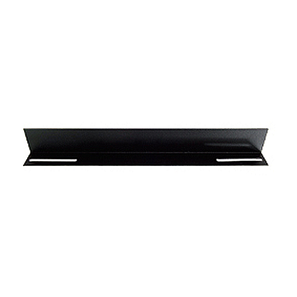 "LinkBasic 19"" L Rail for 800mm Deep Cabinet only - Black"