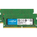Crucial CT2K8G4S266M módulo de memoria 16 GB 2 x 8 GB DDR4 2666 MHz