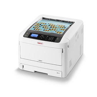 C824dn - Colour Printer - LED - A3 - Duplex - USB/ Ethernet