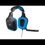 Logitech G430 Surround Sound Gaming Headset (981-000537)