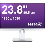 "Wortmann AG TERRA 2405 GREENLINE 3.7GHz i3-6100 23.6"" 1920 x 1080pixels White All-in-One PC"
