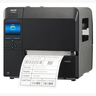 Cl6nx  - Industrial Label Printer - 203dpi With Eu Cable