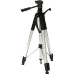 Bower VTSL7200 tripod Digital/film cameras 3 leg(s) Black, Metallic