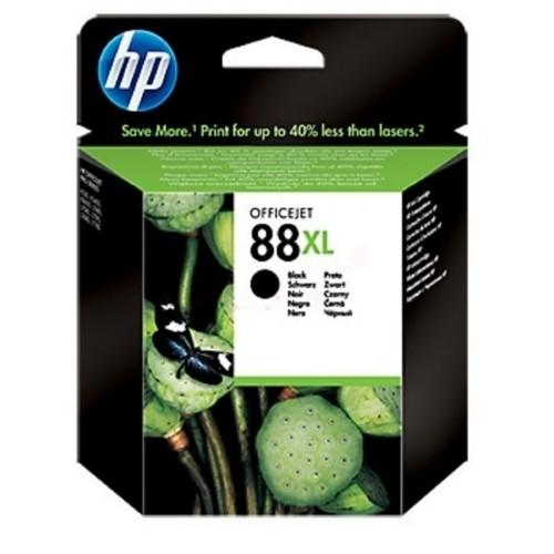 HP C9396AE (88XL) Ink cartridge black, 2.45K pages, 59ml