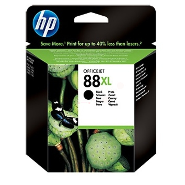 HP C9396AE (88XL) Ink cartridge black, 2.45K pages, 59ml