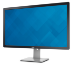 "DELL UltraSharp UP3216Q 31.5"" 4K Ultra HD IPS Flat Black computer monitor LED display"