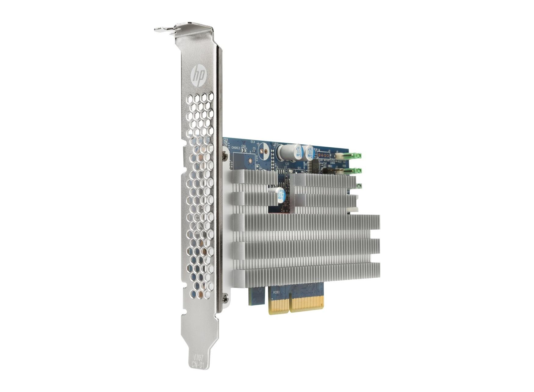 HP Z Turbo Drive G2 256GB PCIe SSD (Z2 MB) PCI Express T6U42AA