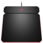 HP OMEN by Outpost Mousepad Black Gaming mouse pad
