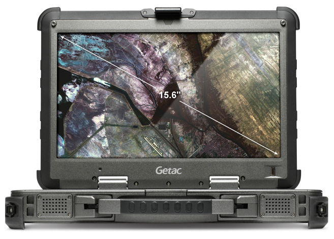 "Getac X500 G2 Zwart Notebook 39,6 cm (15.6"") 1920 x 1080 Pixels Vierde generatie Intel® Core™ i5 i5-4310M 8 GB DDR3-SDRAM 500 GB HDD"