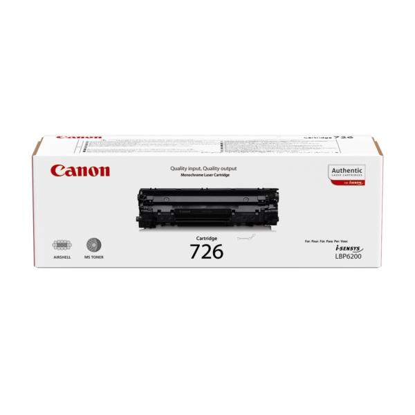 Canon 3483B002 (726) Toner black, 2.1K pages