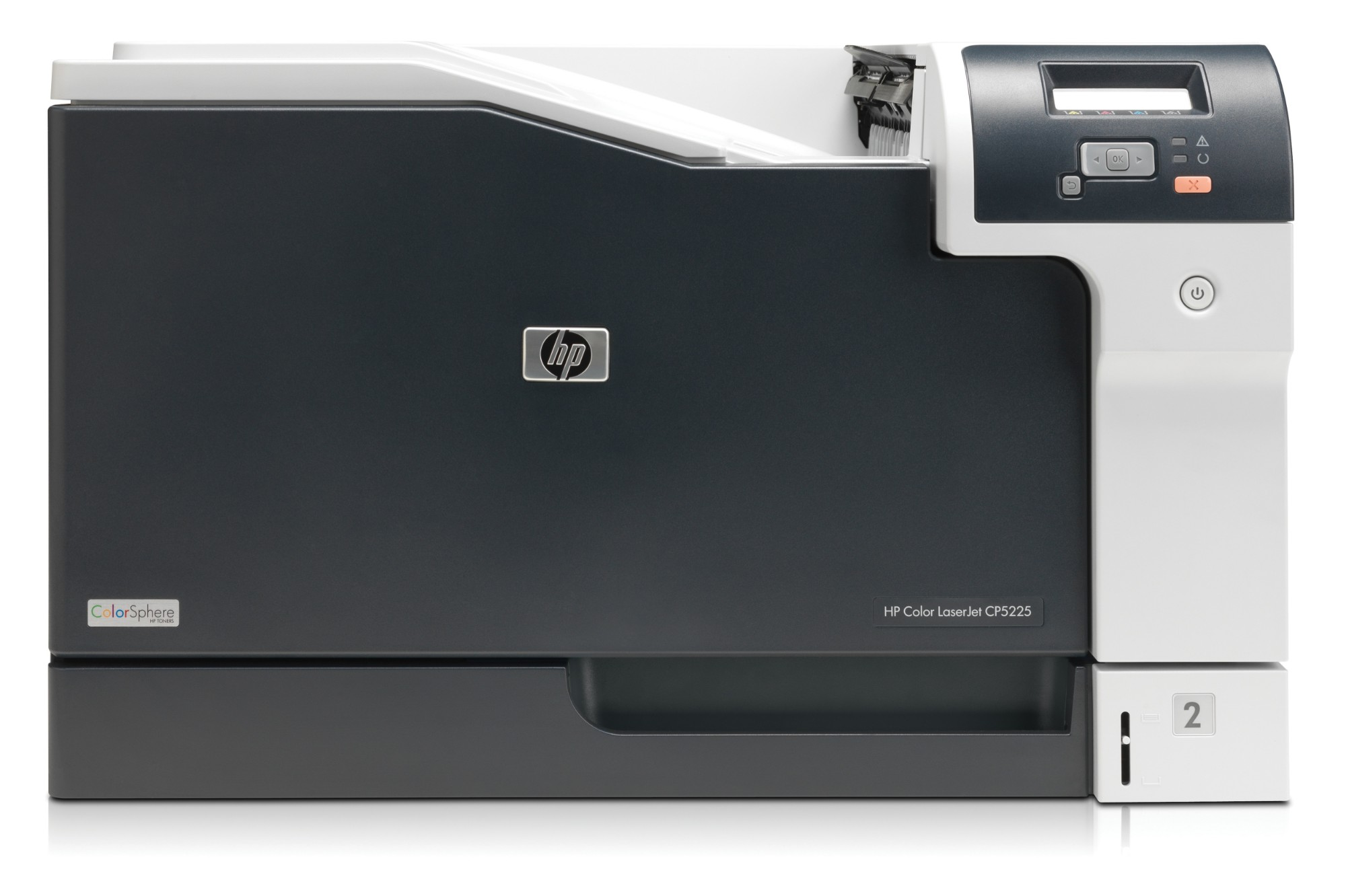 HP LaserJet Color Professional CP5225n Printer Kleur 600 x 600 DPI A3
