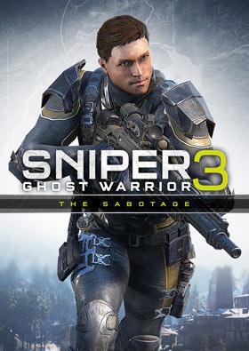 Nexway Sniper Ghost Warrior 3 - The Sabotage Video game downloadable content (DLC) PC Sniper: Ghost Warrior 3 Español