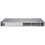 Hewlett Packard Enterprise 2920-24G Managed L3 Gigabit Ethernet (10/100/1000) Rack (1U) Grey