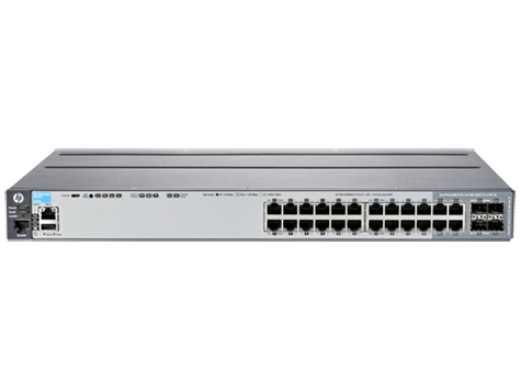 Hewlett Packard Enterprise Aruba 2920 24G Managed network switch L3 Gigabit Ethernet (10/100/1000) 1U Grey