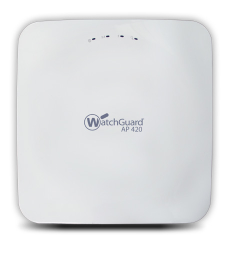 WatchGuard AP420 1700Mbit/s Power over Ethernet (PoE) White WLAN access point