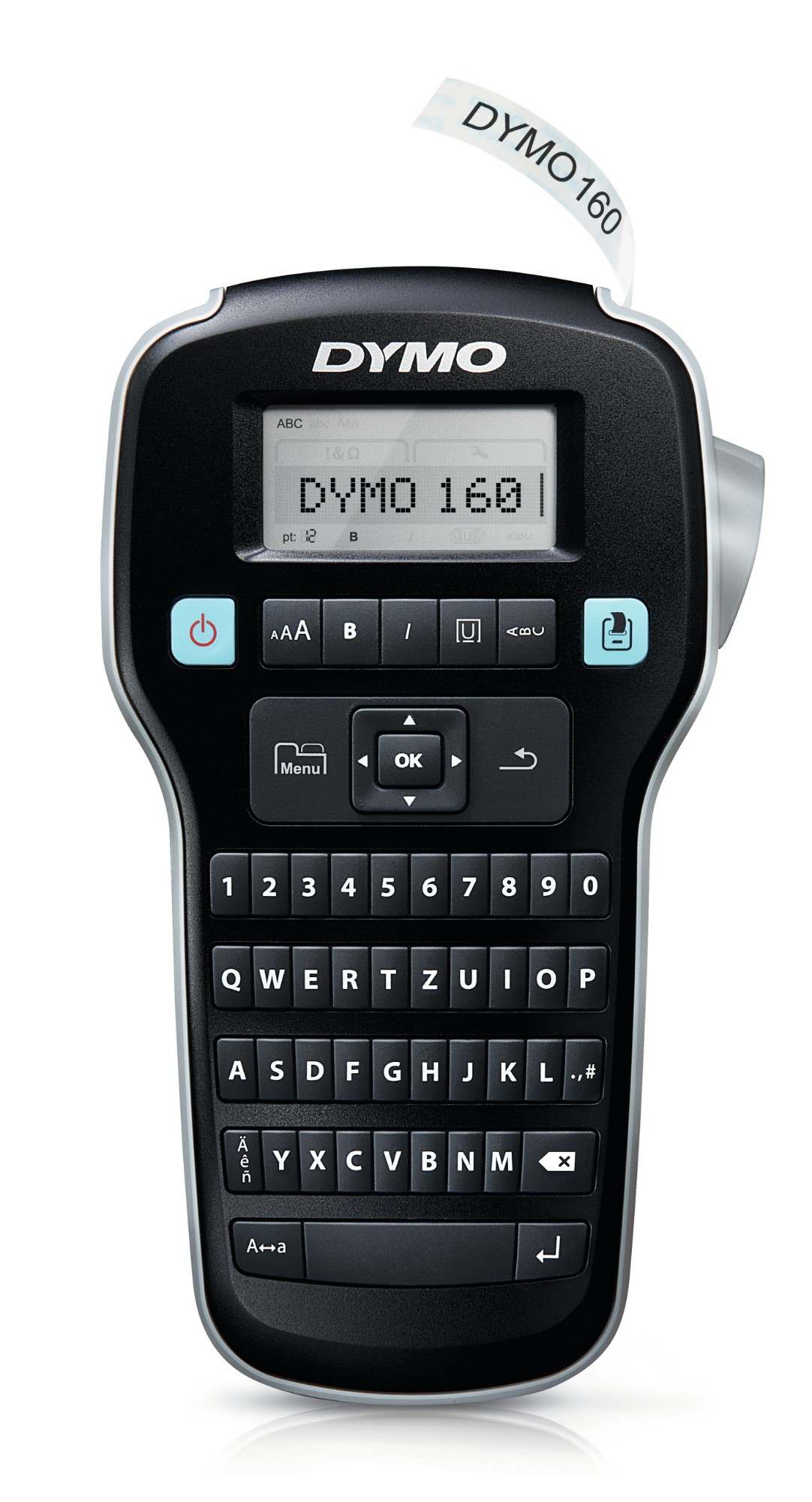 DYMO LabelManager ™ 160 QWERTZ label printer