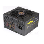 Antec TP-750C 750W ATX Black power supply unit