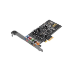 Creative Labs Sound Blaster Audigy Fx Internal 5.1channels PCI-E x1