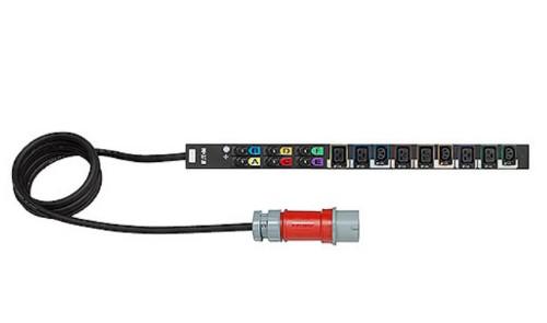 Eaton EBAB01 power distribution unit (PDU) 0U Black 9 AC outlet(s)