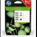 HP 903XL Original Negro, Cian, Magenta, Amarillo 4 pieza(s)