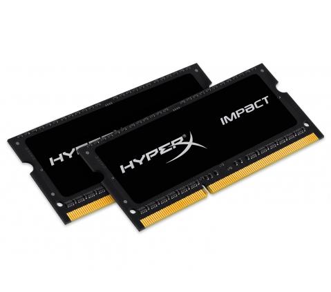 HyperX 8GB DDR3L-1866 memory module 2 x 4 GB 1866 MHz