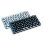 CHERRY G84-4100LCAUS keyboard USB + PS/2 Gray